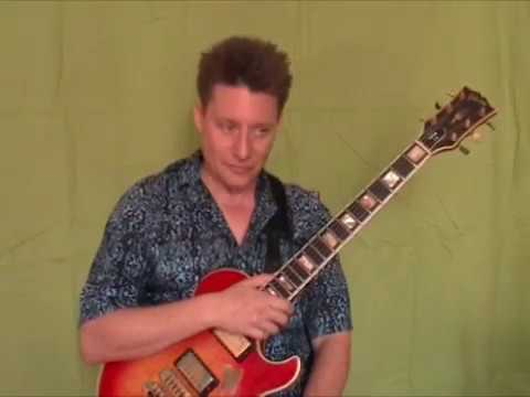 Jazz Guitar Chords, Steve Bloom, All The Things You Are, Basic Chord Melody, Video #34