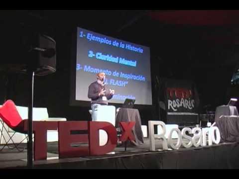 TEDxRosario - Estanislao Bachrach - Cómo se nos ocurren las ideas