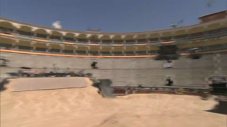 Red Bull X-Fighters Spain 2009 - Behind the Scenes with Ronnie Renner