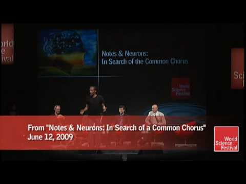 Bobby McFerrin hacks your brain with music | World Science Festival
