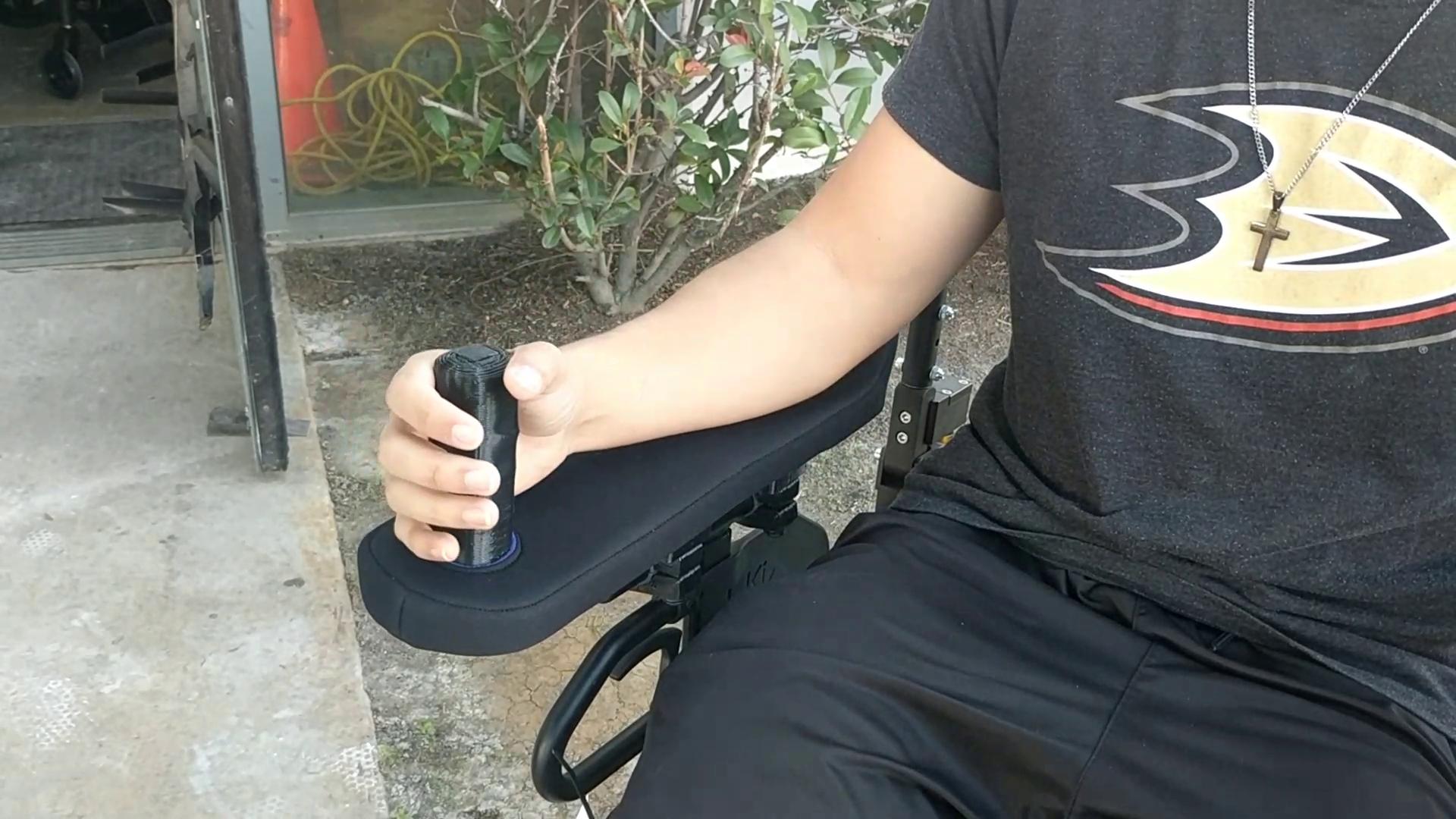 Arm Trough Removable Pad