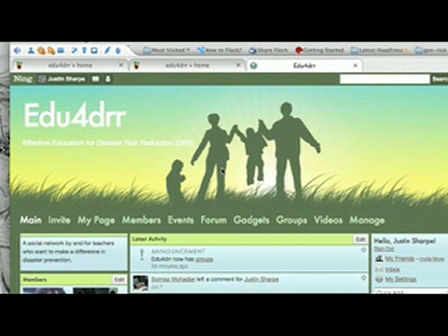 Using Edu4DRR