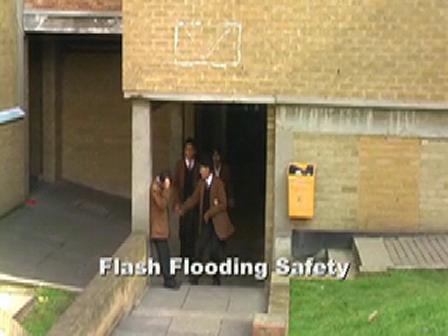 Flash Flooding safety