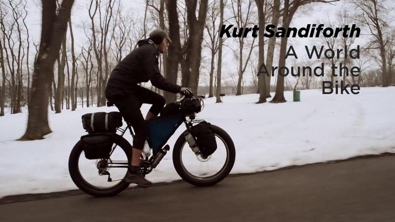 Kurt Sandiforth - A World Around the Bike