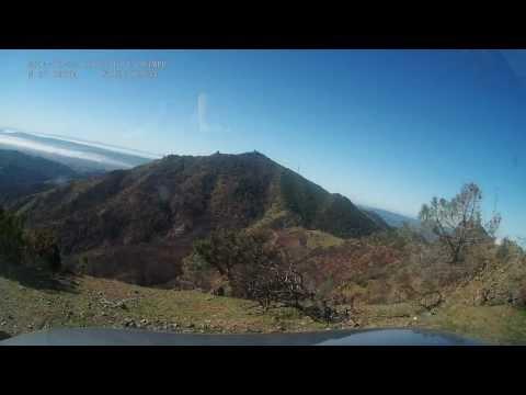 North Peak Mt Diablo 2014-02-23 - Final Ascent