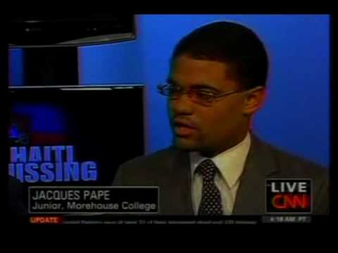 International:Morehouse College Haitian Relief Effort