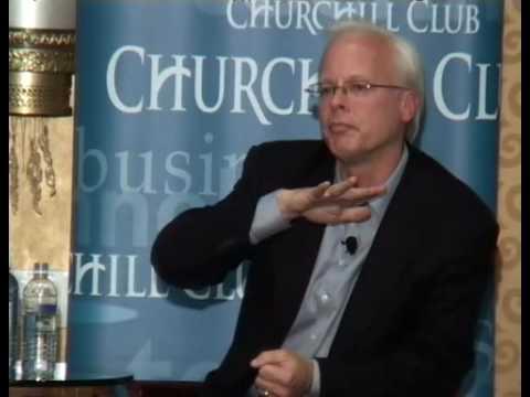 "Informatics: Ray Ozzie, Microsoft, Chief Architect, on ""Cloud Computing"""