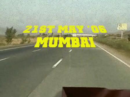 Mumbai BMX Jam 21st May '06