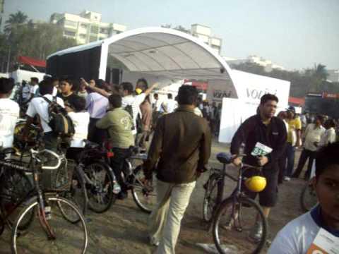 """Mumbai Cyclothon-2010"