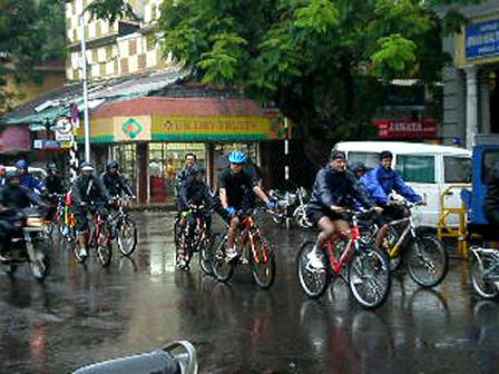 Goa Cycle Club Rally 2nd Oct09