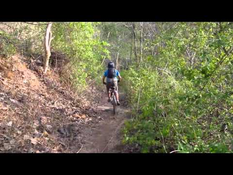 Mountain Bike Single Track in Kolad, Maharashtra, India