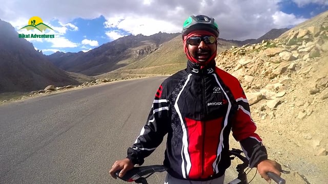 Interview - Manali Leh Cycle Expedition