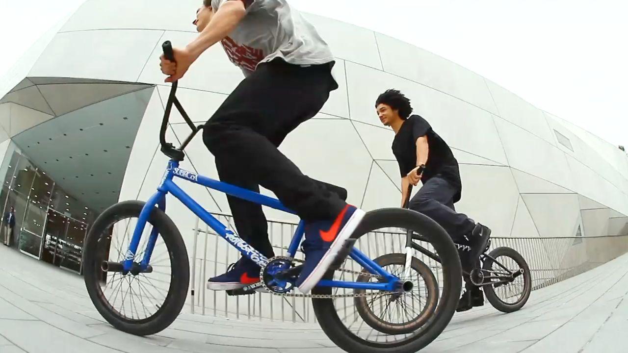 Nike - AK and Simone