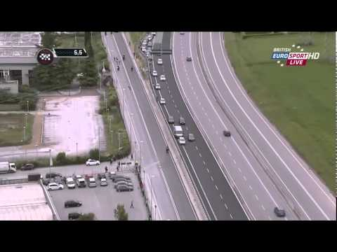 Giro d'Italia 2014 HD - Stage 7 - FINAL KILOMETERS