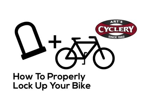 How to Properly Lock Up Your Bike