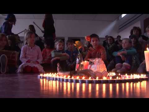 21-12-2012 Ceremony at De Ontdekkingsreis with Sound Ritual, English subtitled