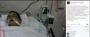 UNIDENTIFIED MAN IN ICU IN MX HOSPITAL