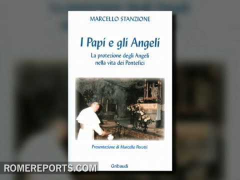 Book describes how angels have helped popes