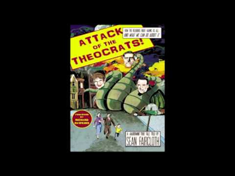 "Jamila Bey Interview With Sean Faircloth about his new book, ""Attack of the Theocrats!"