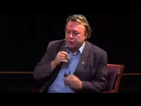 Hitchens - Best hammer Blow To Cocky Audience Member