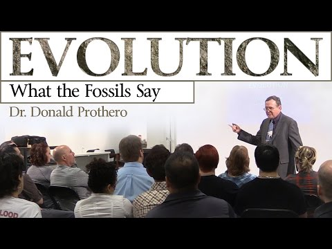 Evolution: What the Fossils Say (by Donald Prothero)