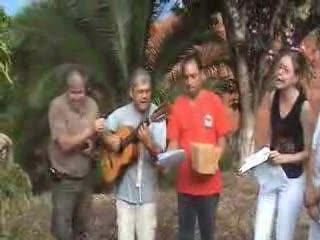Irmandade dos Mártires/ Homenagem a Dom Pedro Casaldáliga