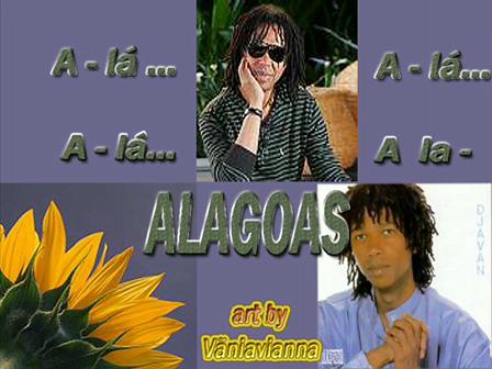 A - LÁ - ALAGOAS