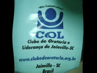 COL-  JOINVILLE CUBE DE ORATÓRIA - CURSO DE JULHO 2008