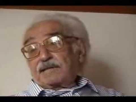Manoel de Barros - Entrevista ao jornalista Bosco Martins - Parte 1