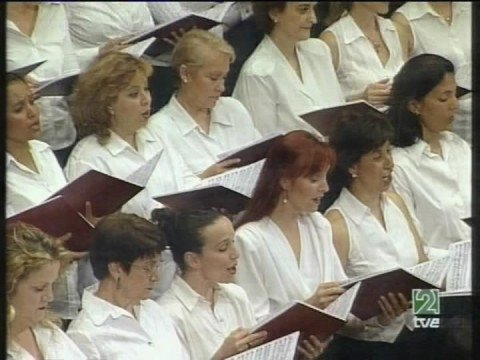 Marcha nupcial. Lohengrin. R. Wagner