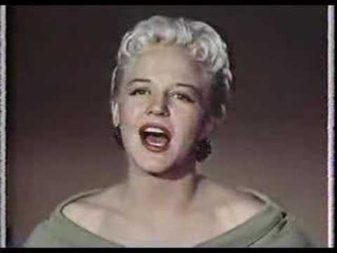 Peggy Lee   Lady & The Trump