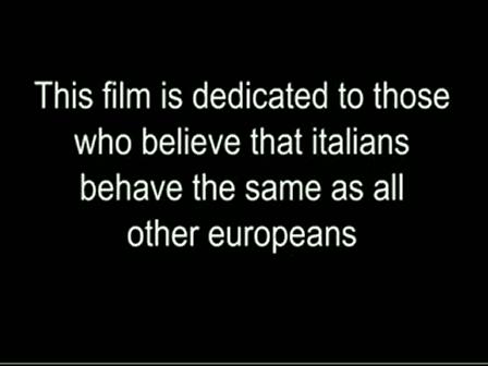 Ecco come gli europei vedono noi italiani