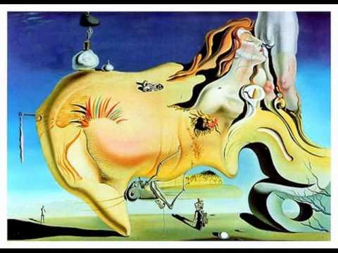 Salvador Dalí - Índios Tabajaras - Condor