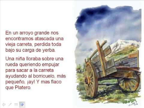 Platero y yo - Fragmentos / Juan Ramón Jiménez