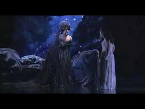 A Flauta Mágica de Mozart, ária da Rainha da Noite