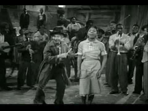 Um dia nas corridas, com os Irmãos Marx: The swing