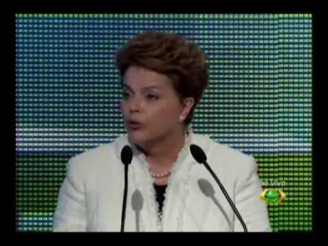 Dilma no debate da Band