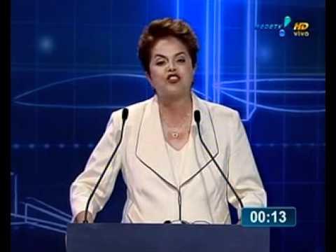 Dilma nocauteia Serra em debate na Rede TV