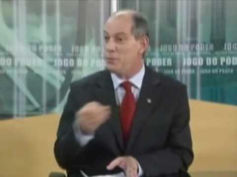 Serra e FHC não podem voltar ao poder - Ciro Gomes