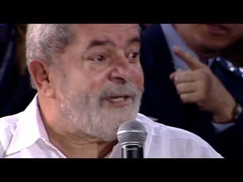 Homenaje a Lula Da Silva. XX Cumbre Iberoamericana. (Video Oficial - Casa Rosada)
