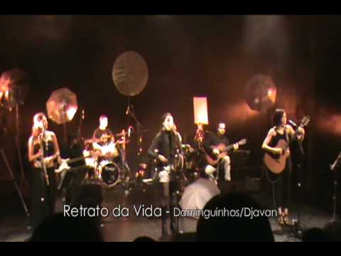 """Amaranto canta """"Retrato da Vida"""""""