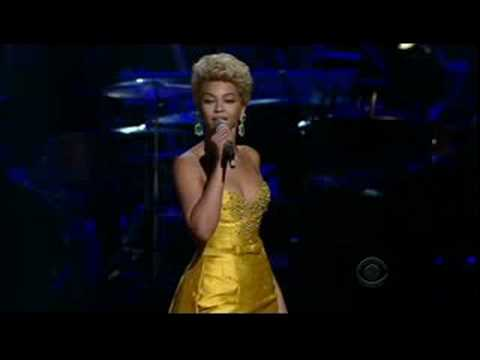 Beyonce At Last - Etta James Fashion Rocks 2008 LIVE
