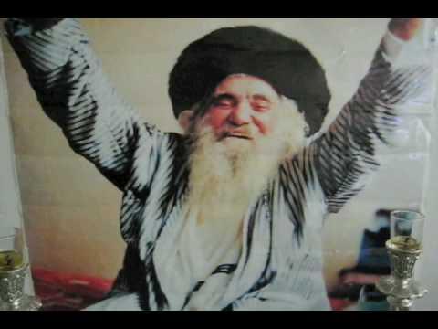 Rebbe Nachman song