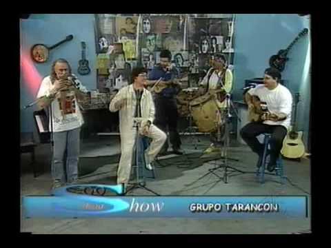 Canción y Huayno - Grupo Tarancon/Programa de Sílvio Brito