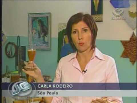 Santo Daime - Umbandaime - 22/03/2010 - Jornal da TV Gazeta, Entrevista Madrinha Natalina em Reportagem sobre a Ayahuasca!