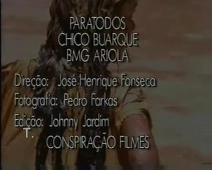 """Paratodos"" - Chico"