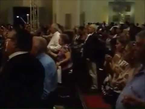 Arcebispo e Comunidade Católica de Fortaleza (11.12.2011) - NOITE FELIZ