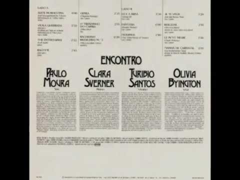 Olívia Byington & Paulo Moura - Eu e a Brisa