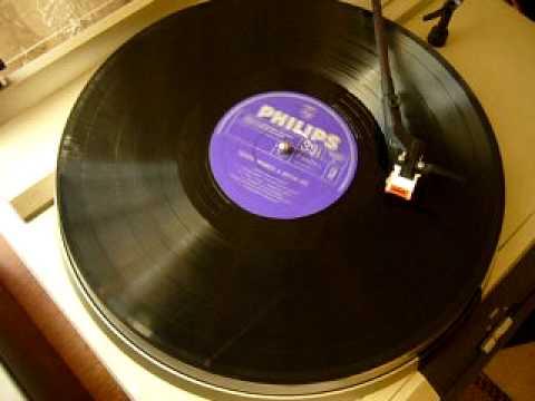"Disco de vinil - ""Neurótico"" Sérgio Mendes & Bossa Rio - 1963"