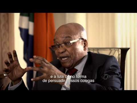 Presidentes Africanos # Franklin Martins -Episódio 03 - África do Sul